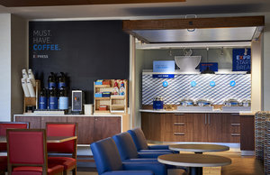 Restaurant - Holiday Inn Express Airport Ontario