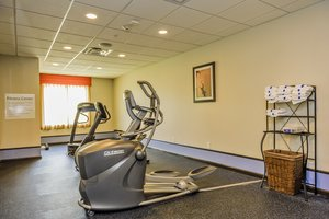 Fitness/ Exercise Room - Holiday Inn Express Hotel & Suites Bradford