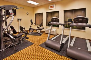 Fitness/ Exercise Room - Holiday Inn Express Hotel & Suites West Orlando