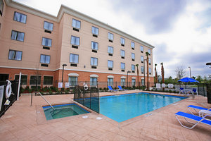 Pool - Holiday Inn Express Hotel & Suites West Orlando
