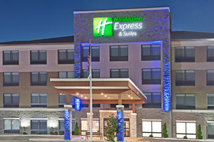 Exterior view - Holiday Inn Express Hotel & Suites Uniontown