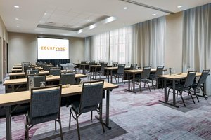 Meeting Facilities - Courtyard by Marriott Hotel Fort Wayne Downtown