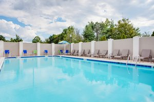 Pool - Holiday Inn Express Camp Springs