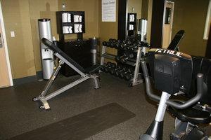 Fitness/ Exercise Room - Holiday Inn Express Stockton