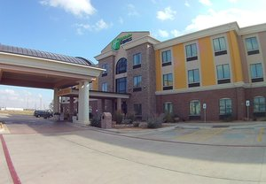 Exterior view - Holiday Inn Express Hotel & Suites Wolfforth