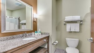 Room - Holiday Inn Express Hotel & Suites Wolfforth