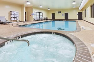 Pool - Holiday Inn Express Hotel & Suites Wolfforth