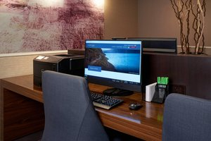 Conference Area - Courtyard by Marriott Hotel Detroit Airport Romulus