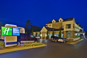 Exterior view - Holiday Inn Express Mackinaw City