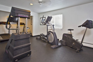 Fitness/ Exercise Room - Holiday Inn Express Mackinaw City
