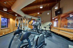 Fitness/ Exercise Room - Holiday Inn South Burlington