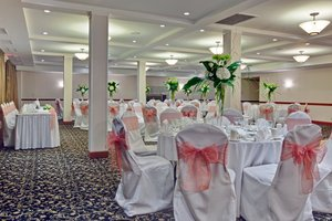 Ballroom - Holiday Inn South Burlington