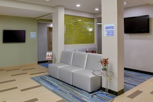 Lobby - Holiday Inn Express Hotel & Suites Carlstadt