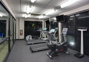 Fitness/ Exercise Room - Holiday Inn Express Hotel & Suites Carlstadt