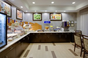 Restaurant - Holiday Inn Express Hotel & Suites Carlstadt
