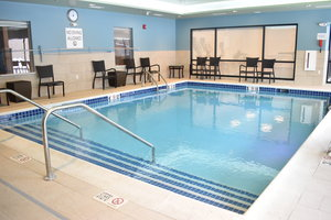 Pool - Holiday Inn Express Hotel & Suites Randolph