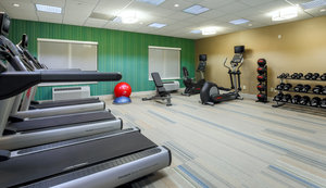 Fitness/ Exercise Room - Holiday Inn Express Airport West Las Vegas