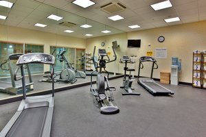 Fitness/ Exercise Room - Holiday Inn Hotel & Suites North Bakersfield