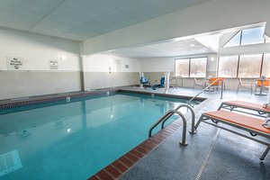 Pool - Holiday Inn Express Hotel & Suites Coon Rapids