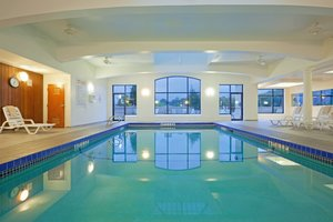 Pool - Holiday Inn Hotel & Conference Center Dedham
