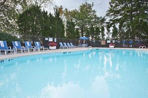 Pool - Holiday Inn Express Warren