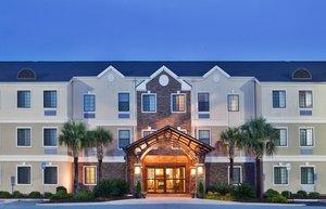 Exterior view - Staybridge Suites Airport Savannah