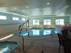 Pool - Holiday Inn Express Hotel & Suites Springville