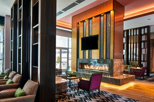 Lobby - Springhill Suites by Marriott Downtown Nashville