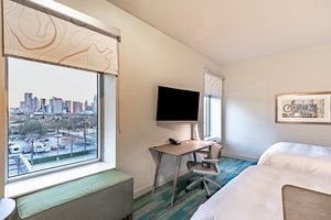 Room - Element Hotel Downtown East Dallas