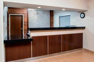 Lobby - Fairfield Inn by Marriott Ashland