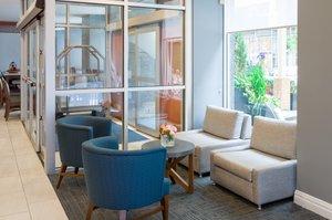 Lobby - Holiday Inn Express Manhattan New York