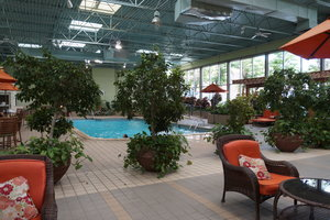 Pool - Holiday Inn Downtown Portsmouth