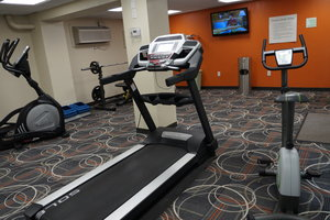 Fitness/ Exercise Room - Holiday Inn Downtown Portsmouth