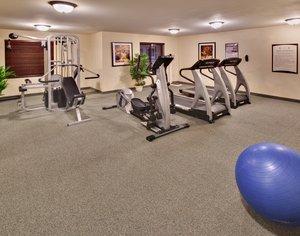 Fitness/ Exercise Room - Staybridge Suites Davenport