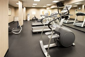 Fitness/ Exercise Room - Holiday Inn Express Hotel & Suites Fort Pierce