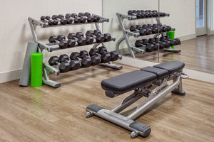 Fitness/ Exercise Room - Holiday Inn Express Hotel & Suites South Portland