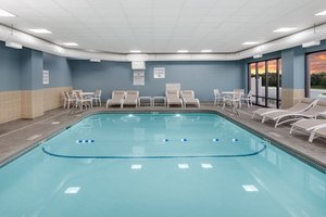 Pool - Holiday Inn Express Hotel & Suites South Portland