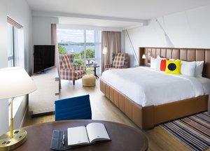 Room - Hotel Indigo Old Town Alexandria