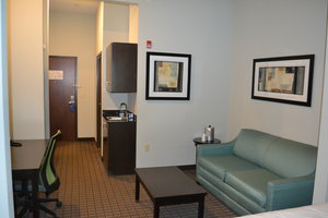 Suite - Holiday Inn Express Hotel & Suites Selinsgrove