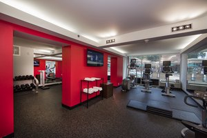 Fitness/ Exercise Room - Holiday Inn Athens