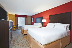 Room - Holiday Inn Express Hotel & Suites Springfield