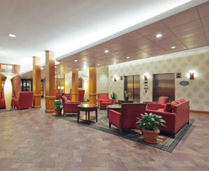 Lobby - Hotel Cleveland Gateway