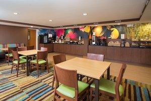 Restaurant - Fairfield Inn by Marriott Manchester