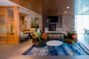 Lobby - Fairfield Inn by Marriott Alexandria
