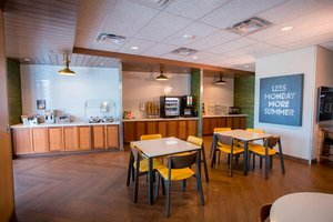 Restaurant - Fairfield Inn by Marriott Alexandria