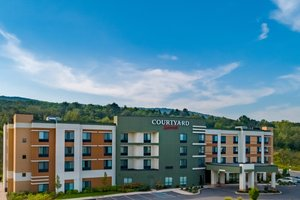 Exterior view - Courtyard by Marriott Hotel Wilkes-Barre