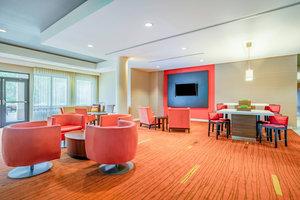 Lobby - Courtyard by Marriott Hotel Wilkes-Barre