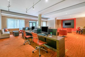 Conference Area - Courtyard by Marriott Hotel Wilkes-Barre
