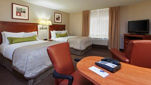 Room - Candlewood Suites West Reading