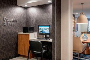 Conference Area - Fairfield Inn & Suites by Marriott East Kelowna